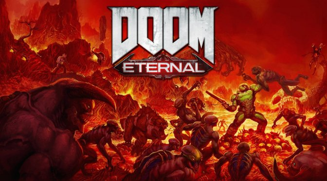 Doom Eternal wallpaper header image