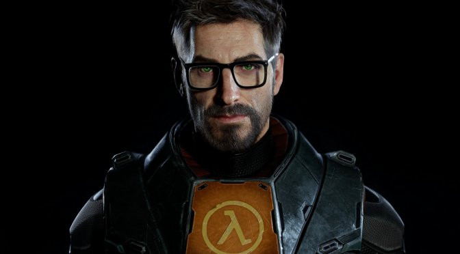Here is what a next-generation Half-Life Gordon Freeman could look like in Unreal Engine 4