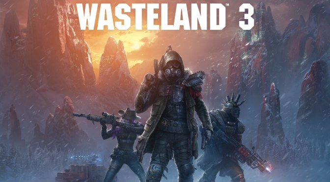 Wasteland 3 has reached 1 million players