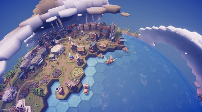 Civilization-building game Before We Leave is now available on Epic Games Store