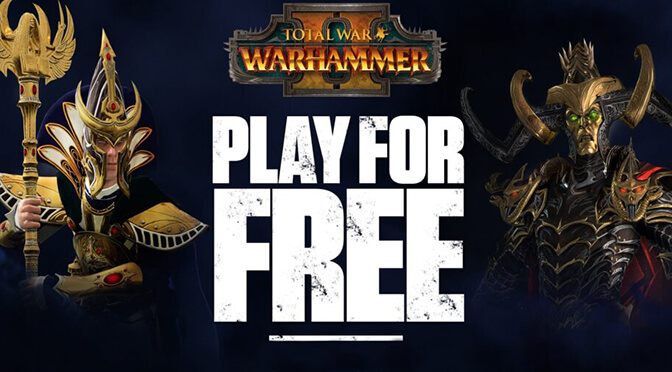 Free weekend announced for Total War: Warhammer II