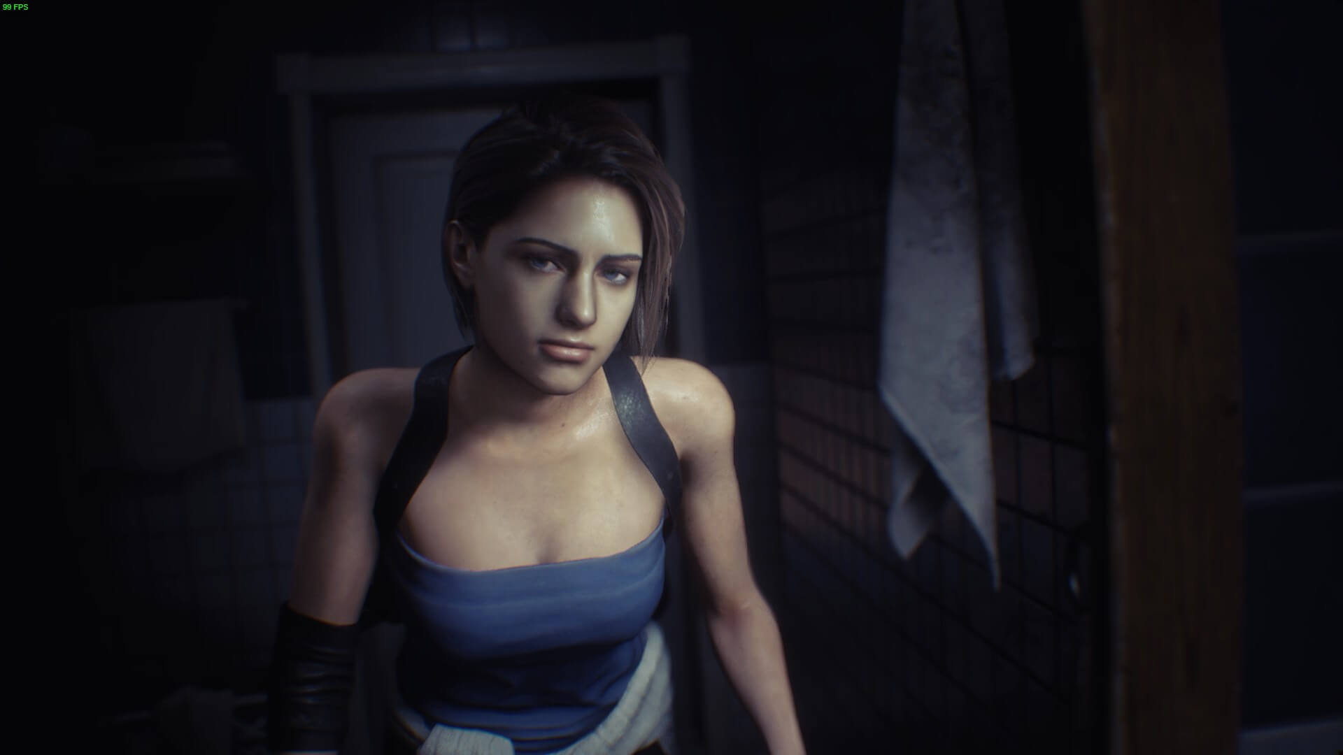 resident evil 3 remake jill model actress