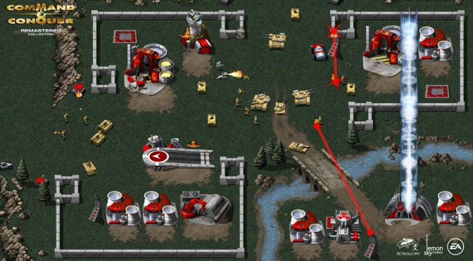 Command & Conquer Remastered Collection will feature cut content