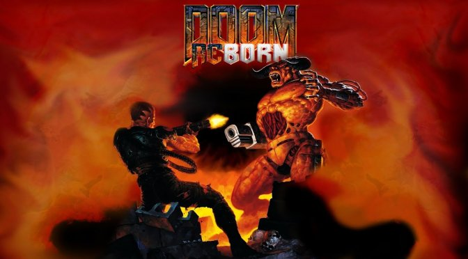 Doom Reborn, Doom 1 & 2 Remakes in id Tech 4, Pre-Beta Version 1.65 available for download