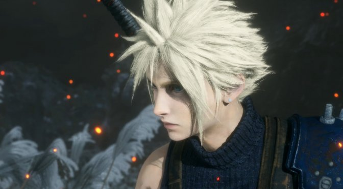You can now play as Cloud and Jessie from Final Fantasy 7 Remake in Sekiro: Shadows Die Twice
