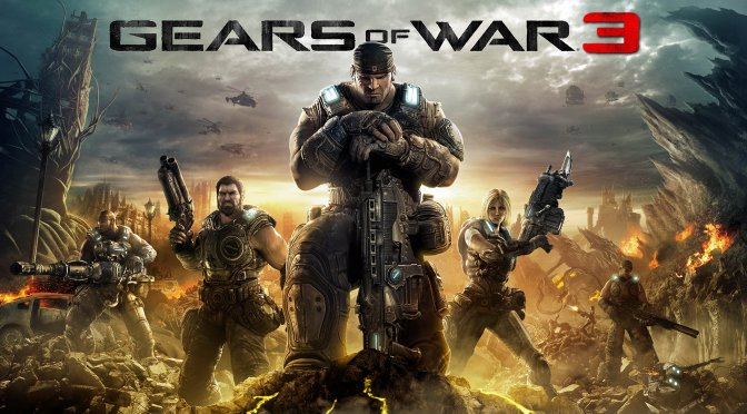 Gears of War 3 & Gears of War Judgement are fully playable on PC via the Xbox 360 emulator, Xenia