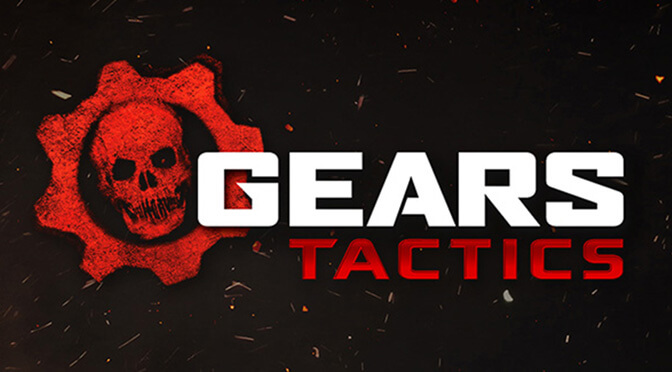 Here is the launch trailer for Gears Tactics