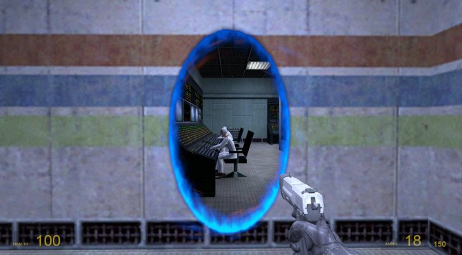 Half-Life: Source – Portal Edition released, adds the Portal Gun to Half-Life: Source