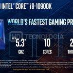 تسربت المواصفات والأسعار النهائية لجميع وحدات المعالجة المركزية القادمة من Comet Lake-S من Intel 1