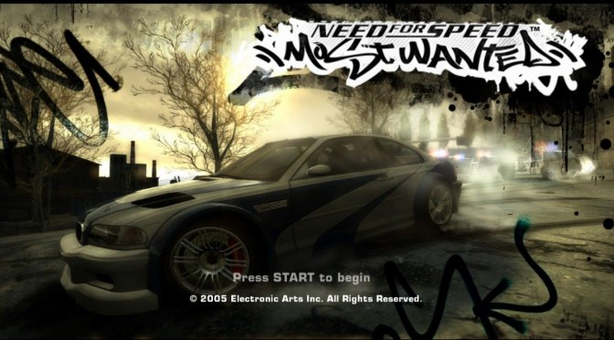Need For Speed Most Wanted Redux 2020 Released Includes New Race Options Overhauled Graphics More