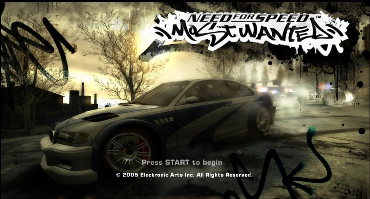 Need For Speed Most Wanted Redux 2020 Released Includes New Race