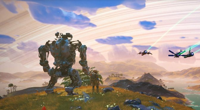 No Man's Sky Exo Mech Update 2.42 fixes gameplay, performance & stability issues, full patch notes