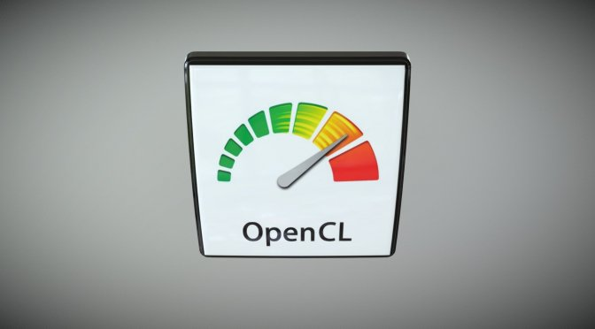 The Khronos Group has publicly released OpenCL 3.0