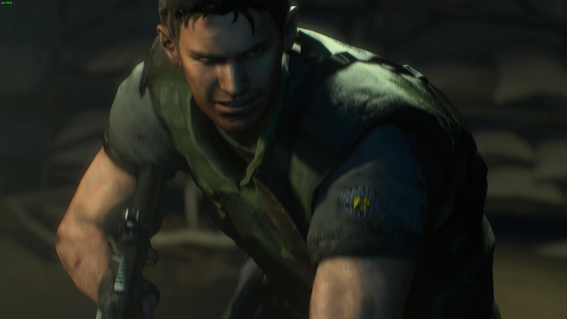 You Can Now Replace Carlos In Resident Evil 3 Remake With Chris
