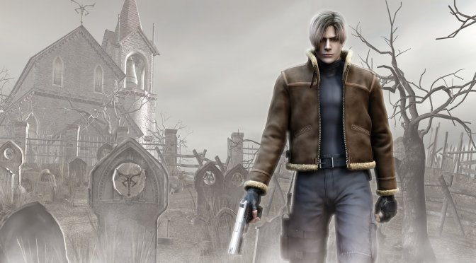 Resident Evil 4 Remake screenshots header