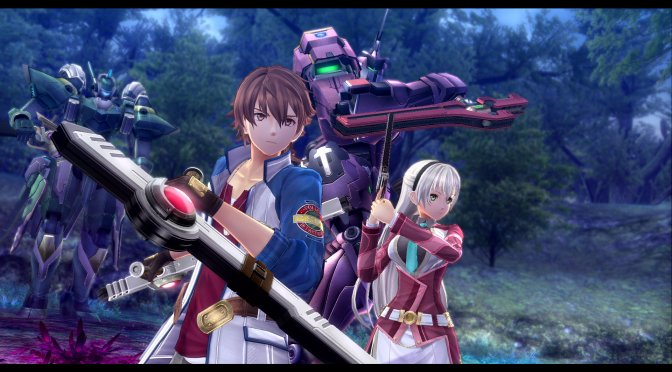 The Legend of Heroes Trails of Cold Steel IV feature