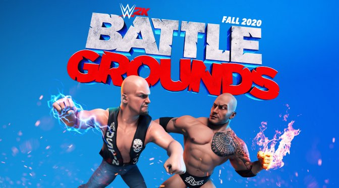 2K Games announces WWE 2K Battlegrounds, releases in Fall 2020