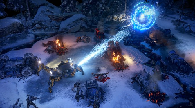 Here are some new screenshots for Wasteland 3