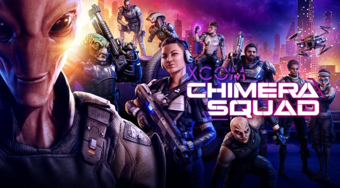 XCOM: Chimera Squad is a brand new standalone game from Firaxis Games