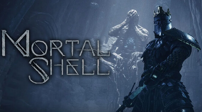 New gameplay clips released for the Dark Souls-inspired action RPG, Mortal Shell