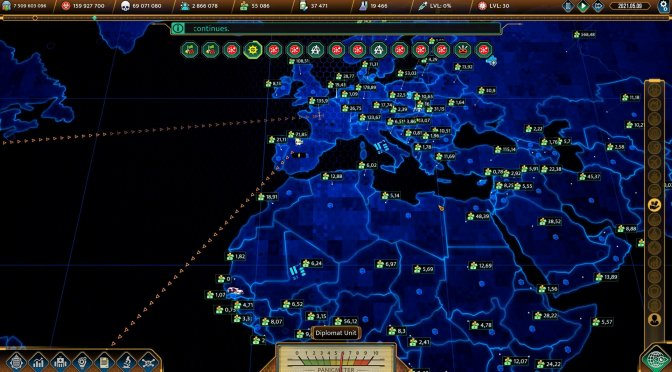 Real-time strategy game, COVID: The Outbreak, releases today on Steam