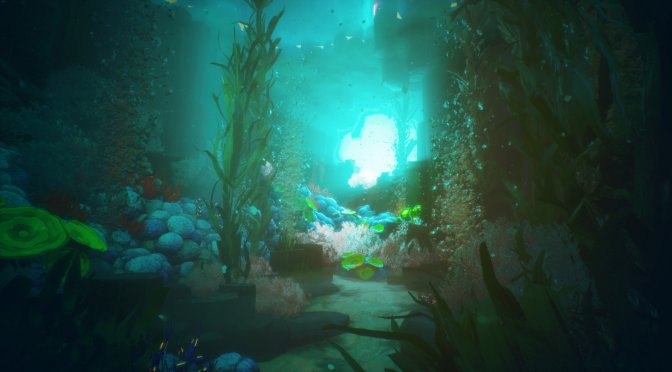 First details and trailer for the new adventure game, Call of the Sea
