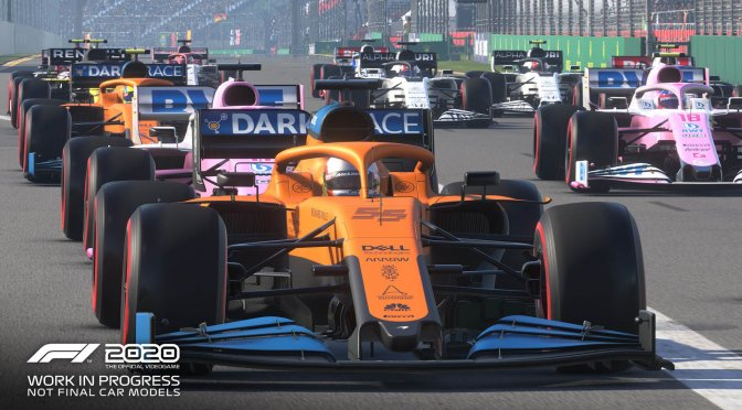 F1 2020 PC Performance Analysis