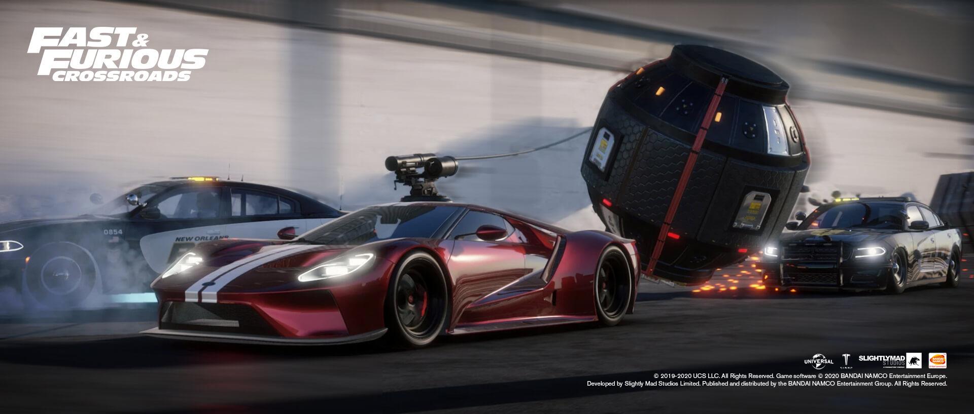 Fast & Furious Crossroads new screenshots 2