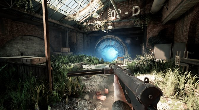 PC demo released for the Unreal Engine 4-powered FPS, INDUSTRIA