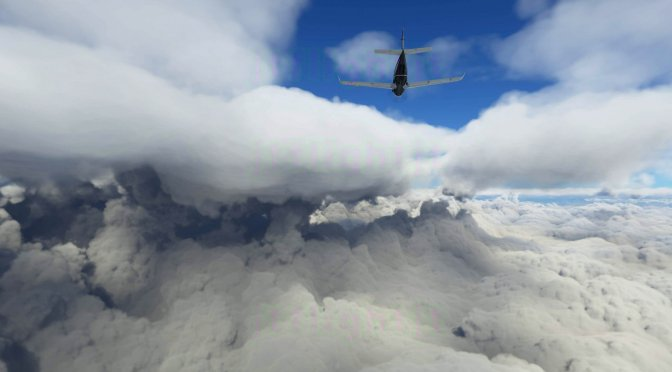 New Microsoft Flight Simulator screenshots showcase Volumetric Clouds, Environments & Airplanes
