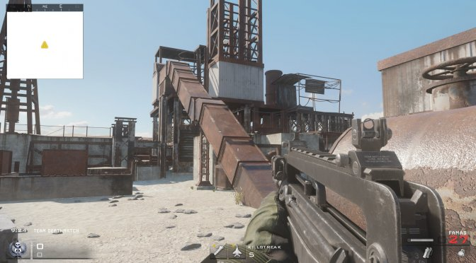 First screenshot for Modern Warfare 2 Remastered in Black Ops 3