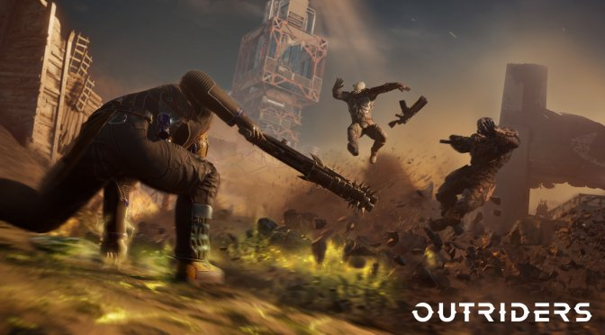 New screenshots surface for People Can Fly's upcoming co-op shooter, Outriders