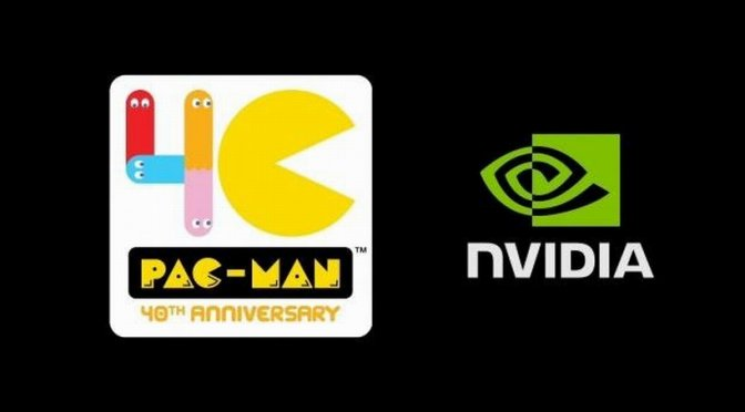 Nvidia recreates PAC-MAN using AI to celebrate its 40th anniversary from scratch