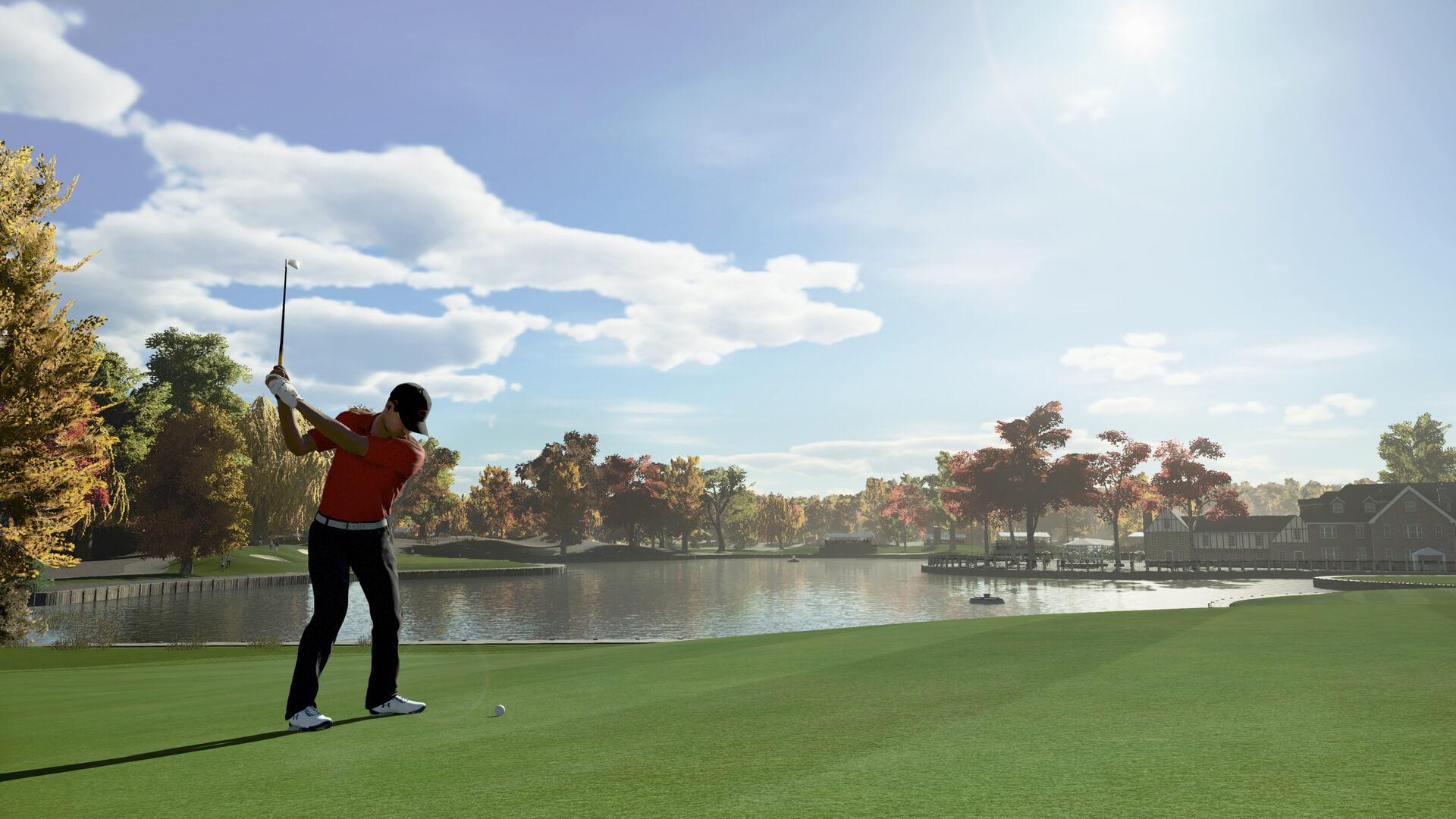 2K Games ilmoitti PGA TOUR 2K21: n julkaisemisesta 21. elokuuta