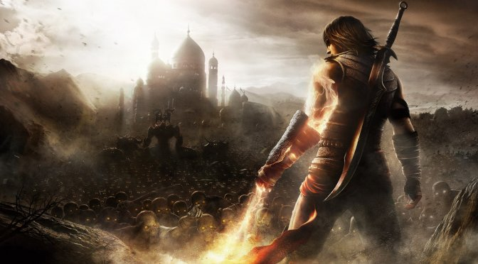 Prince of Persia 6 domain was fake, is now available for sale