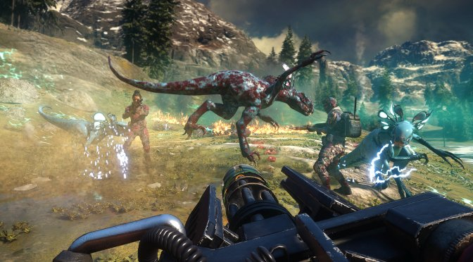 Second Extinction screenshots 2