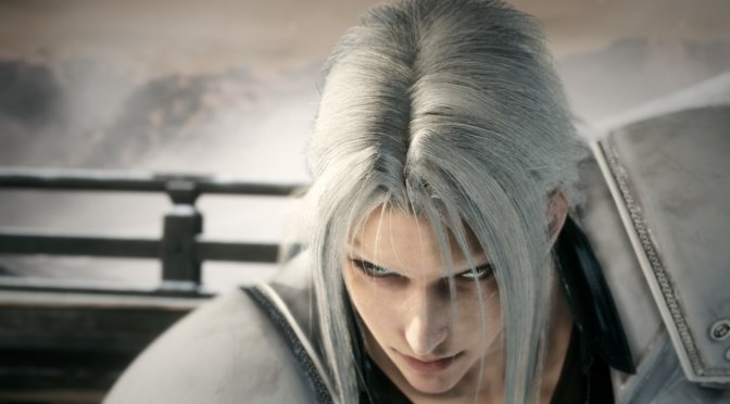 Mods allow you to play as Sephiroth from Final Fantasy 7 Remake in Sekiro, with his Japanese voice