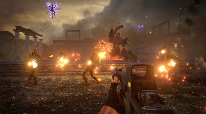 Story trailer released for Serious Sam 4