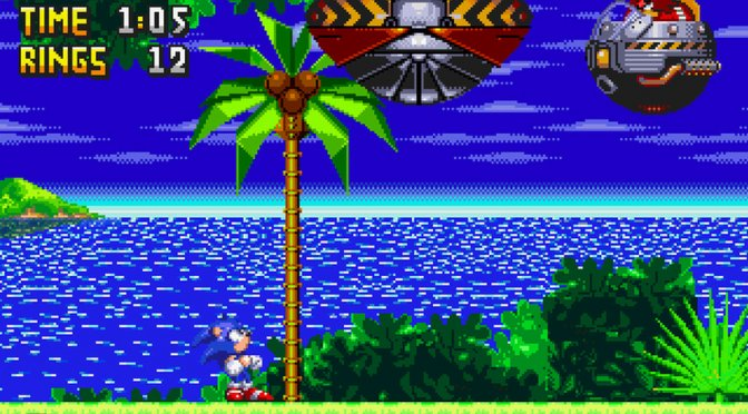 Sonic 3D in 2D is a free re-imagining of SEGA Genesis' Sonic 3D Blast that you must download