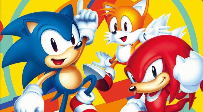 Sonic classic header