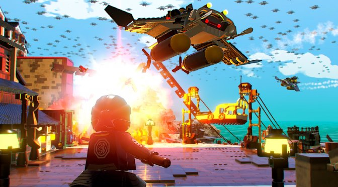 The LEGO NINJAGO Movie Video Game is free to own on Steam until May 22nd