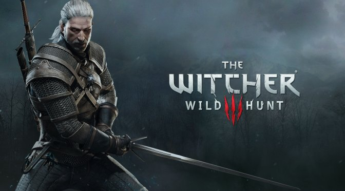 The Witcher 3 E3 artwork