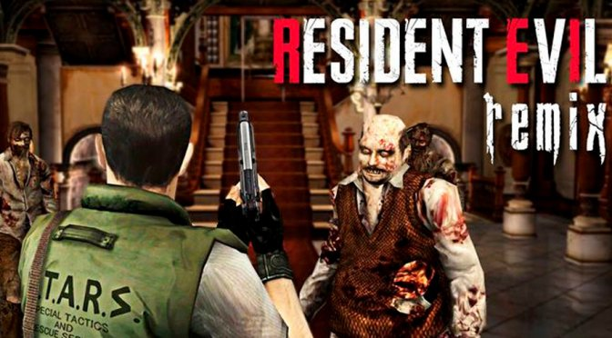 Resident Evil Remake is getting a fan made remake on the Resident Evil 4 engine