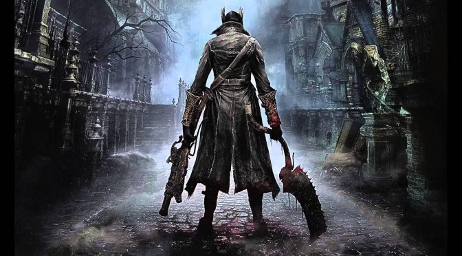 Bloodborne header screenshot