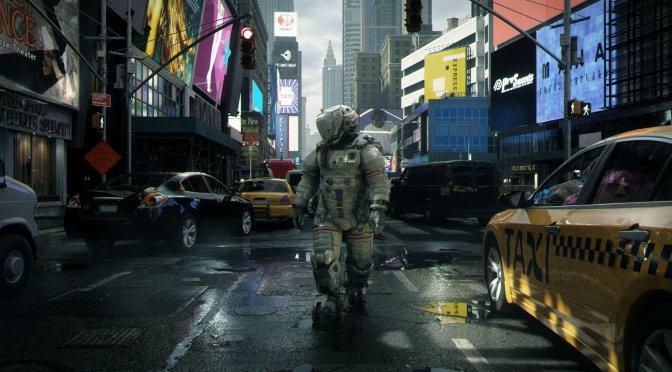 Capcom Pragmata in-engine screenshot 3