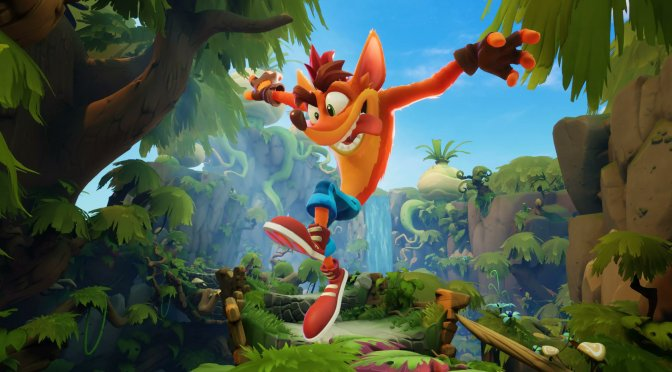 Crash Bandicoot 4: It's About Time is single-player and always online on PC