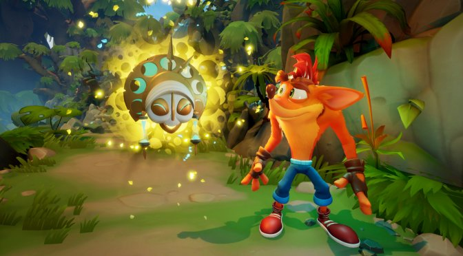 Crash Bandicoot 4: It's About Time cracked in just a day, despite its always-online DRM