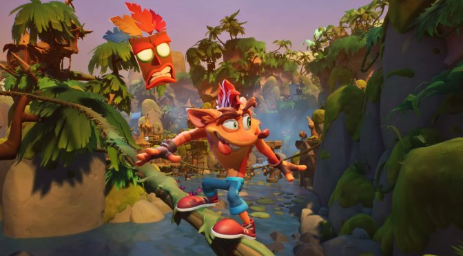 Crash Bandicoot 4: It's About Time PC Performance Analysis