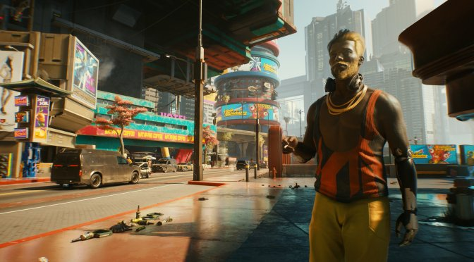 Cyberpunk 2077's wall-running parkour mechanics have been removed from final game due to design issues