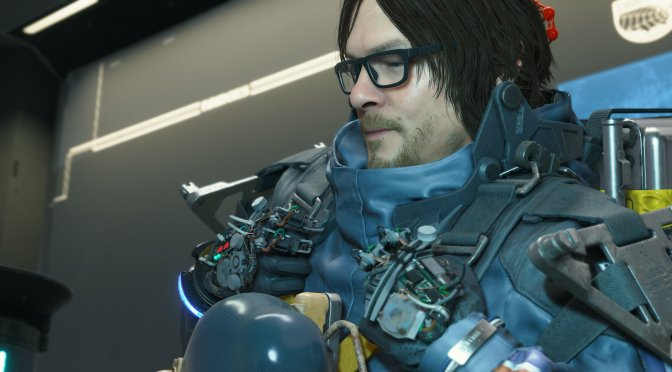 Brand new PC screenshots released for Death Stranding